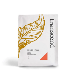 Transcend Coffee Transcend Coffee - Elmer Leyva - Peru - 3/4 lb