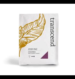 Transcend Coffee Transcend Coffee - Jose Paz - Colombia - 3/4 lb