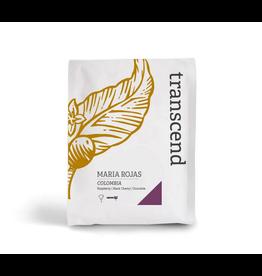 Transcend Coffee Transcend Coffee - Maria Rojas - Colombia - 3/4 lb