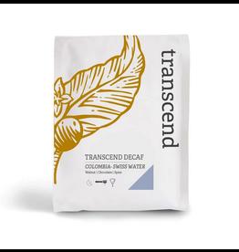 Transcend Coffee Transcend Decaf - Colombia - 3/4 lb