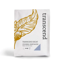 Transcend Coffee Transcend Decaf - Colombia 340g