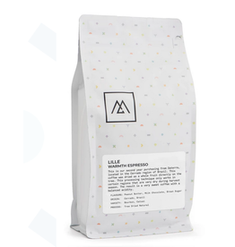 Monogram Coffee Monogram Coffee, Lille - Warmth Espresso - 340g