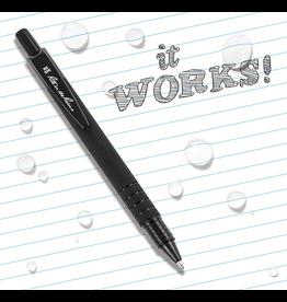 Rite in the Rain Rite in the Rain All-Weather Durable Clicker Pen Black Ink (No. 93K)