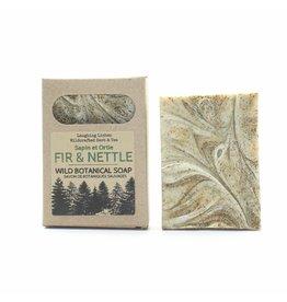 Laughing Lichen Laughing Lichen -  Wild Fir & Nettle Soap