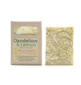 Laughing Lichen Laughing Lichen - Dandelion & Lemon Soap