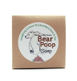Laughing Lichen Laughing Lichen - Bear Poop Soap