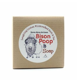 Laughing Lichen Laughing Lichen - Bison Poop Soap