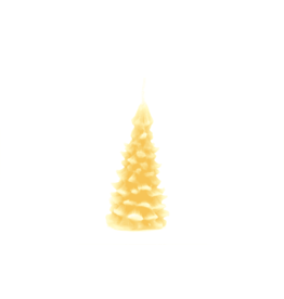 Laughing Lichen Laughing Lichen - Beeswax Candle - Conifer Tree - Small