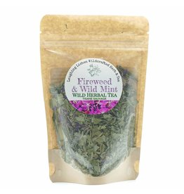 Laughing Lichen Laughing Lichen - Fireweed & Wild Mint Herbal Tea -20g