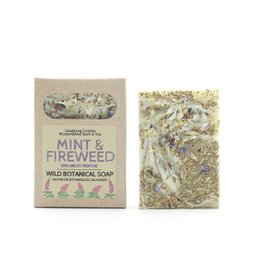 Laughing Lichen Laughing Lichen - Wild Mint & Fireweed Soap