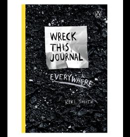 Keri Smith Wreck This Journal Everywhere