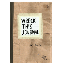 Keri Smith Wreck This Journal Expanded Edition, Paper Bag