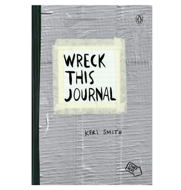 Keri Smith Wreck This Journal Expanded Edition, Duct Tape