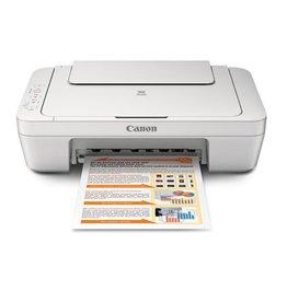 Canon AIO Printer - Canon PIXMA MG2525 Colour Inkjet USB