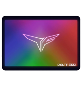 Team Group T-FORCE Delta Max RGB Series 1TB 2.5IN SSD 3D NAND