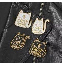 Mojo Jojo Pickles Mojo Jojo, Cat Lady Enamel Pin