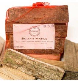 Furtado Farms Cookwood Logs - Sugar Maple 10kg