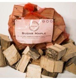 Furtado Farms Cookwood Chunks - Sugar Maple 6kg