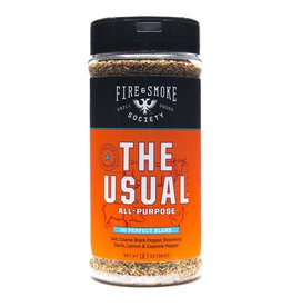 Fire & Smoke Society The Usual All-Purpose Spice Rub