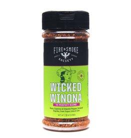 Fire & Smoke Society Wicked Winona Spice Rub
