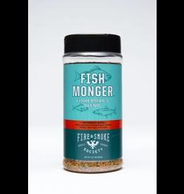 Fire & Smoke Society Fish Monger Fishermen's Spice Blend