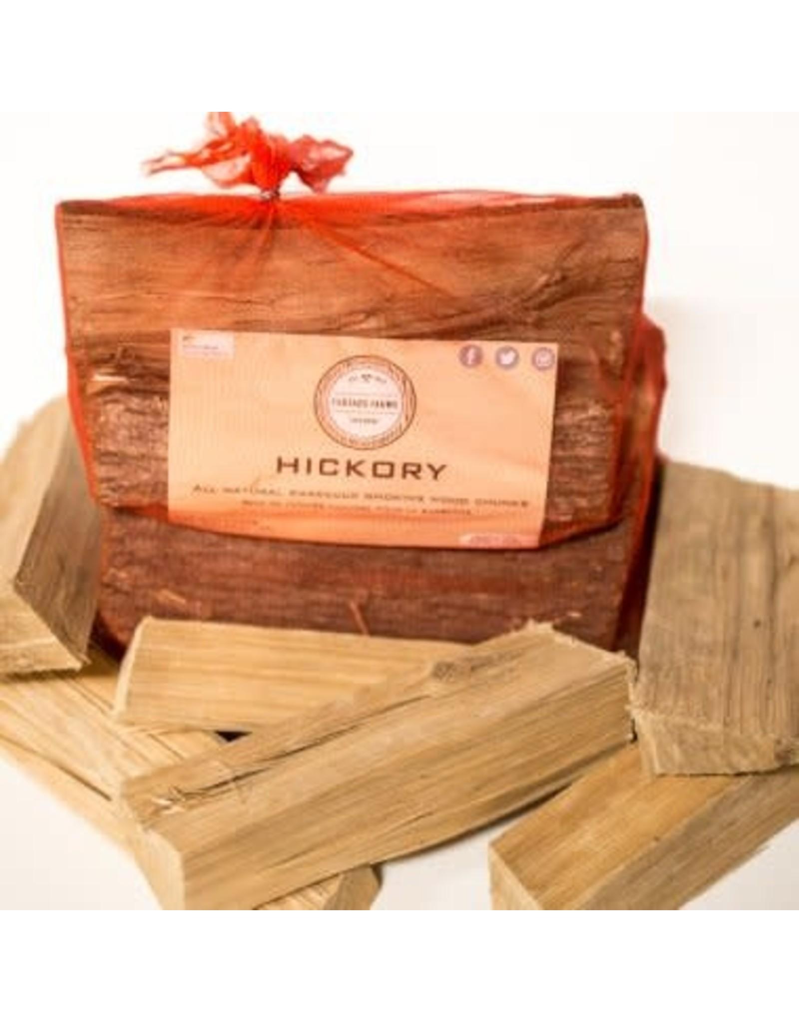 Furtado Farms Cookwood Logs - Hickory 10kg