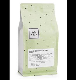 Monogram Coffee Monogram Coffee, Luis Choquehuanca Filter 340g