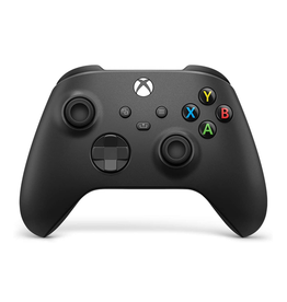 Microsoft Xbox Wireless Controller, Carbon Black for Xbox Series X/S, Xbox One, and Windows 10 Devices