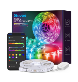 Govee Govee LED RGBIC Light Strip Kit 16.4ft