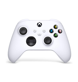 Microsoft Xbox Wireless Controller, Robot White for Xbox Series X/S, Xbox One, and Windows 10 Devices