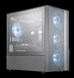 Cooler Master Coolermaster MASTERBOX NR400 Black PC Case