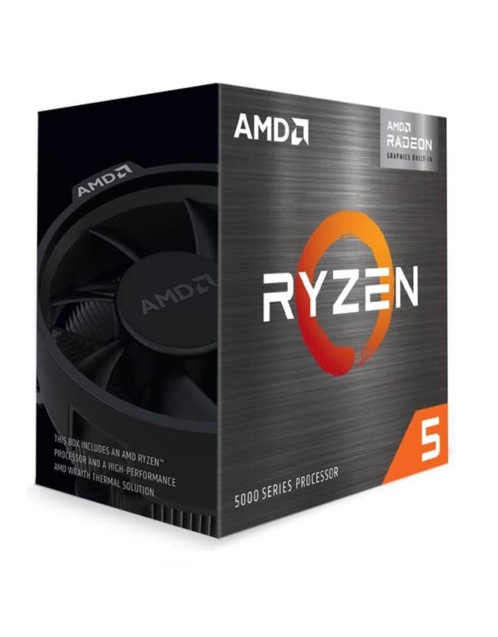AMD AMD Ryzen 5 5600G 6-Core/12-Thread 65W