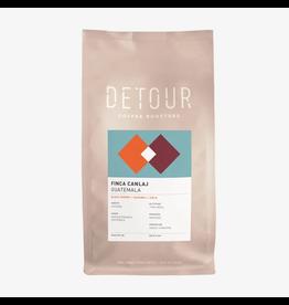 Detour Coffee Detour Coffee, Finca Canlaj Guatemala, 300g Beans