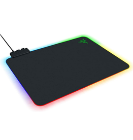 Razer Razer Firefly V2 Ultra Thin Mouse Pad, Chroma RGB, Micro Textured surface