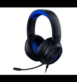 Razer Razer Headset Kraken X Gaming, Black/Blue