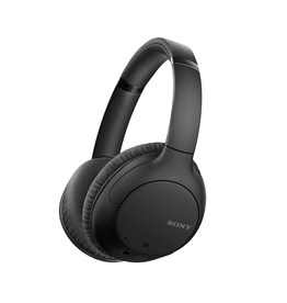 Sony Sony WH-CH710N Wireless Over The Ear Noise Canceling Headphones Bluetooth, Black