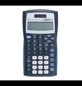 Texas Instruments Texas Instruments TI-30XIIS Solar 2-Line Scientific Calculator, Navy