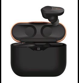 Sony Sony WF-1000XM3 Noise Canceling Truly Wireless Earbuds, Black