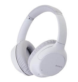 Sony Sony WH-CH710N Wireless Over The Ear Noise Canceling Headphones Bluetooth, White