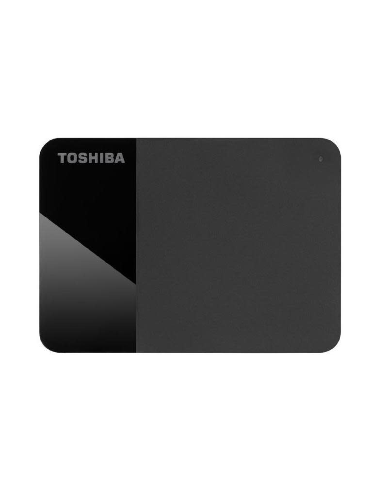 Toshiba CANVIO Ready Portable External Hard Drive, USB 3.0, 2TB, Black