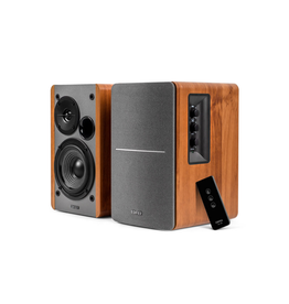 Edifier Edifier R1280Ts Powered Bookshelf Speakers - Brown