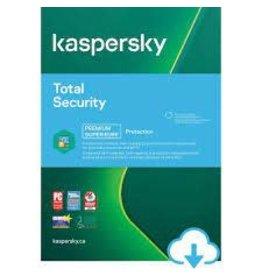 Kaspersky Kaspersky Total Security 5-User 1-Year BIL PC/Mac/Android