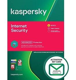 Kaspersky Kaspersky Internet Security 1-User 1-Year OEM BIL PC/Mac/Android