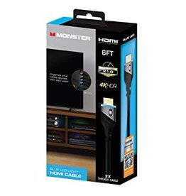 Monster Monster 6ft HDMI Cable