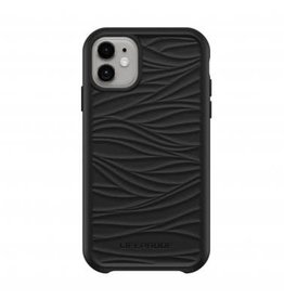 Lifeproof iPhone 11/XR LifeProof Black Wake Recycled Plastic Case