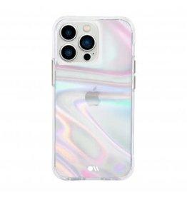 Case-mate iPhone 13 Pro Case-Mate Iridescent Soap Bubble Case