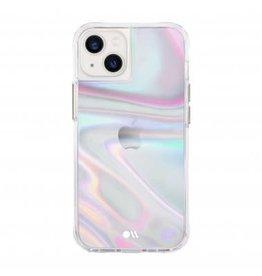 Case-mate iPhone 13 Case-Mate Iridescent Soap Bubble Case