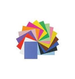 North American Paper Products BRISTOL BOARD-22X28 2-PLY ASSORTED, 96/PACK