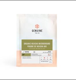 Genuine Tea Genuine Tea - Organic Hojicha Microground Green Tea - 50g Loose