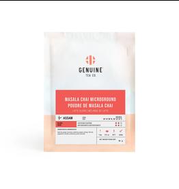 Genuine Tea Genuine Tea - Masala Chai Microground - 50g Loose